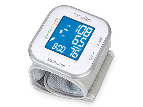 TERRAILLON Tensio Wrist BPM  腕式血壓脈搏計