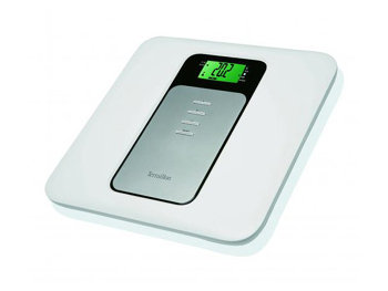 TERRAILLON Electronic BMI Bathroom Scale, FBC Alteo  顏色顯示BMI電子浴室磅秤