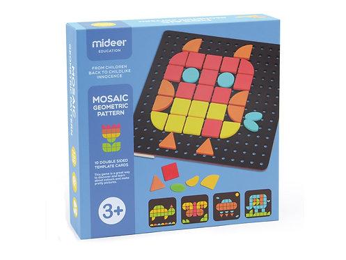 MIDEER Mosaic Geometric Pattern  馬賽克砌圖