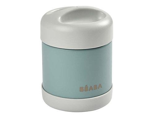 BEABA Stainless Steel Isothermal 300ml Grey Green  不鏽鋼保溫食物儲存器300ml,灰綠