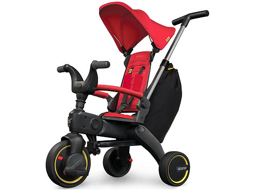 DOONA LIKI Trike S3  多功能三輪輕便腳踏手推車S3