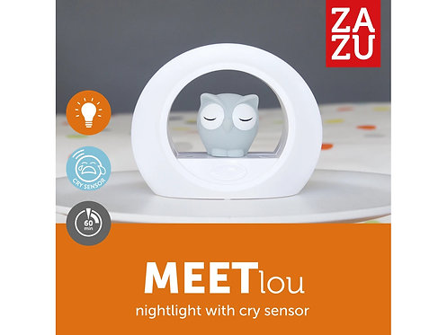 ZAZU Lou Nightlight  貓頭鷹夜燈