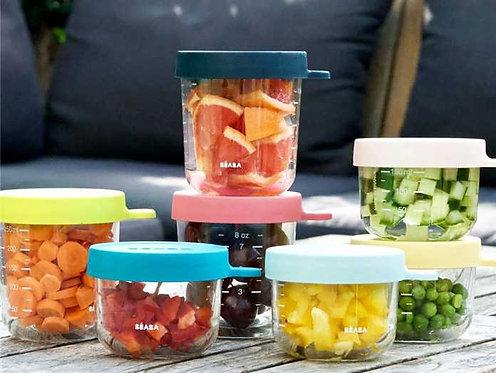 BEABA Superior Glass Jar 優質玻璃食物儲存器