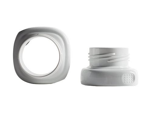 HEGEN PCTO Wide Neck Adapter x2pc  擠奶器轉接環,寬口徑2件裝