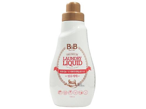 B&B Baby Premium Laundry Liquid  優質嬰幼兒抗菌洗衣液 1L