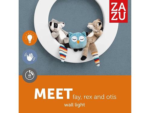 ZAZU Wall light  圓形可轉色掛牆夜燈