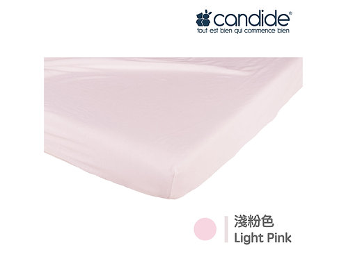 CANDIDE Bamboo Fibre Fitted Sheet  竹棉床笠 60x120cm