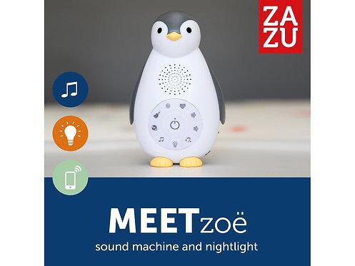 ZAZU Zoe Music Box  企鵝音樂小夜燈