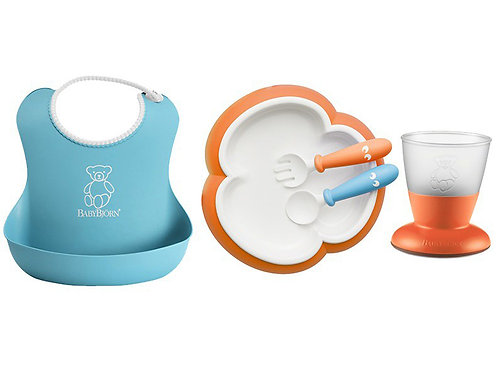 BABYBJORN Baby Feeding Gift Set  食具套裝禮盒