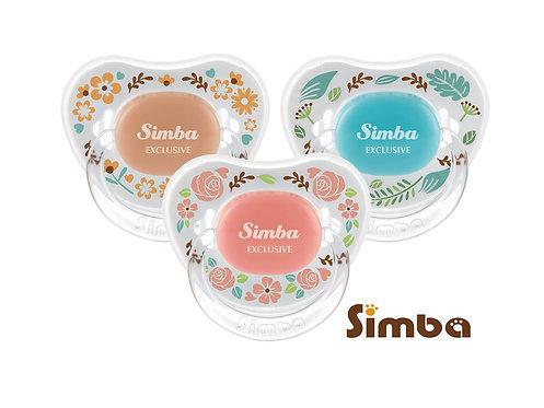 SIMBA Crystal Romance Pacifier  蘿蔓拇指安撫奶嘴