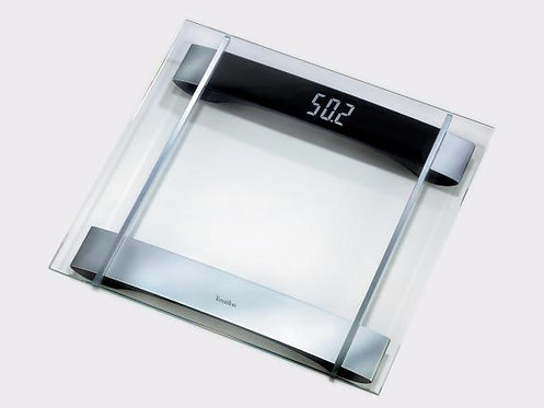 TERRAILLON Electronic Scale TX655  玻璃面板電子浴室磅秤