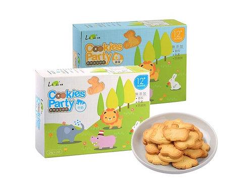 LEVIC Cookies Party Biscuits  動物造型餅乾 24g x 2