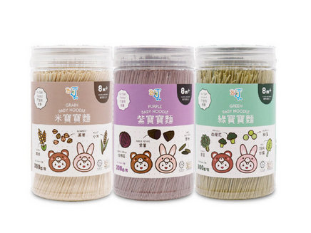 BABY J Baby Noodle  寶寶麵  300g