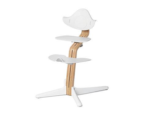 NOMI Highchair with Mini Restraint  丹麥多階段成長椅連護圍