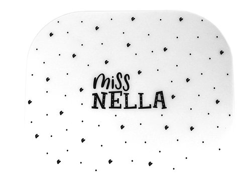 MISS NELLA Silicon Placement Mat  英國髹指甲油矽質墊
