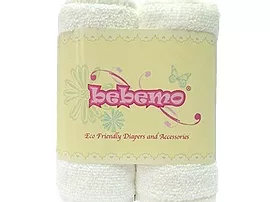 BEBEMO Eco-friendly Cloth Diaper Inserts, 2 pcs  環保尿片布墊, 2條裝