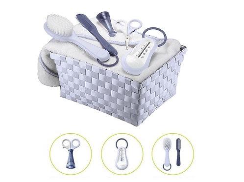 BEABA Toiletries Basket  嬰兒梳刷指甲剪水溫計毛巾禮物籃