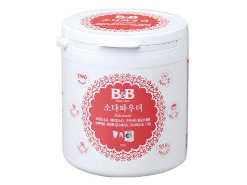 B&B Soda Powder Bleach for Baby  嬰幼兒天然衣服抗菌漂白劑 500g