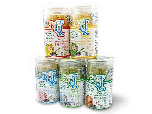 BABY J Natural Noodle  天然嬰兒麵 300g