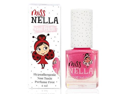 MISS NELLA Non Toxic Peel Off Nail Polish  英國安全認證可撕式嬰兒指甲油