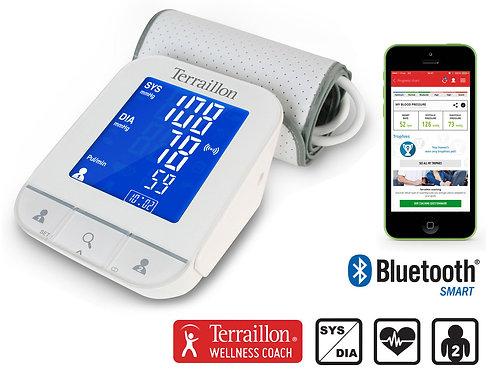 TERRAILLON TensioScreen Upper Arm BPM  得利安藍牙手臂式血壓脈搏計
