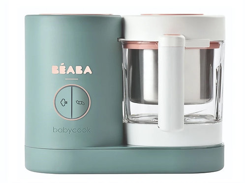 BEABA BabyCook Neo  多功能玻璃壺副食品調理機