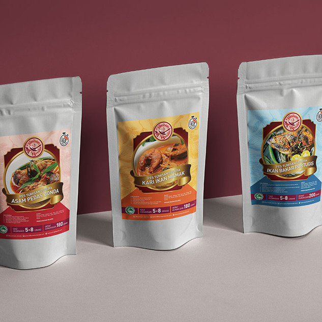 Packaging - Tumisan Bonda