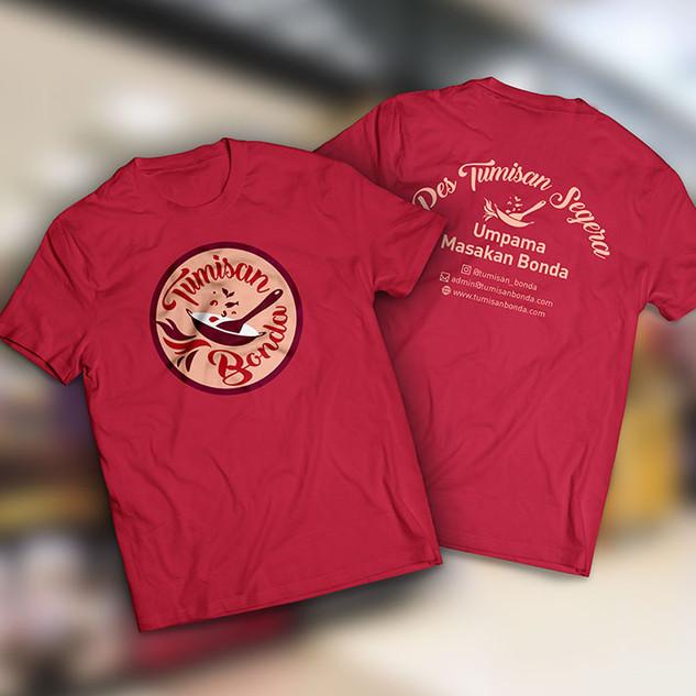 T-shirt - Tumisan Bonda