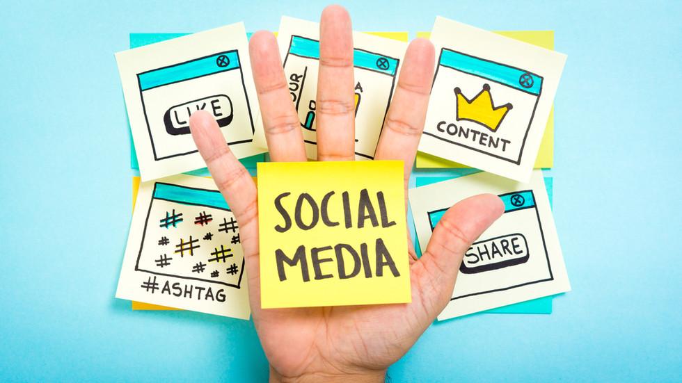 We've Got A Plan for Your Social Media