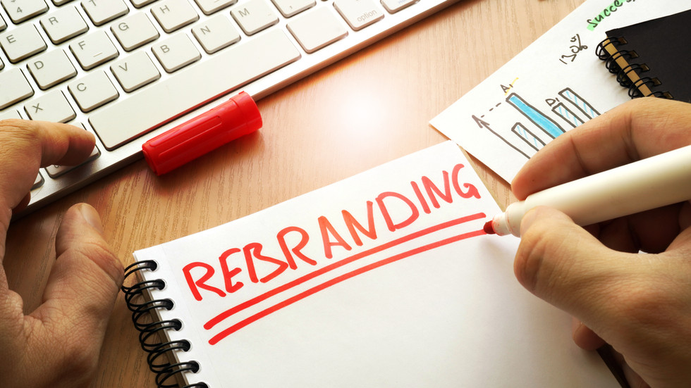5 Tips for a Successful Rebranding
