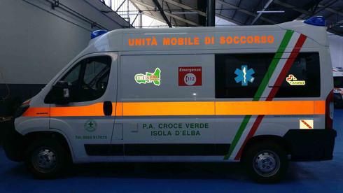Ambulanza Anpas