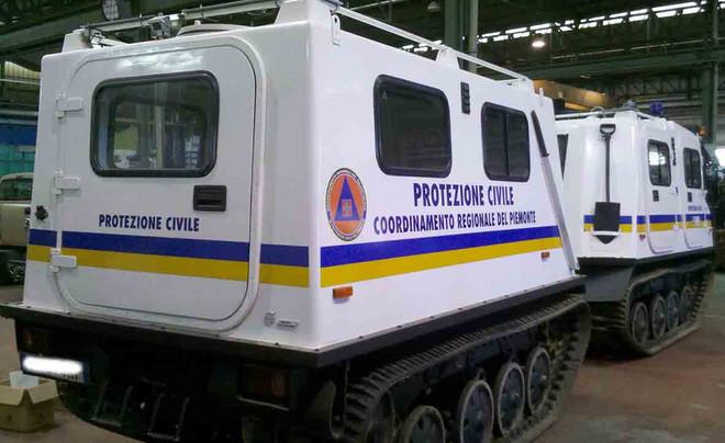 BRT Protezione Civile