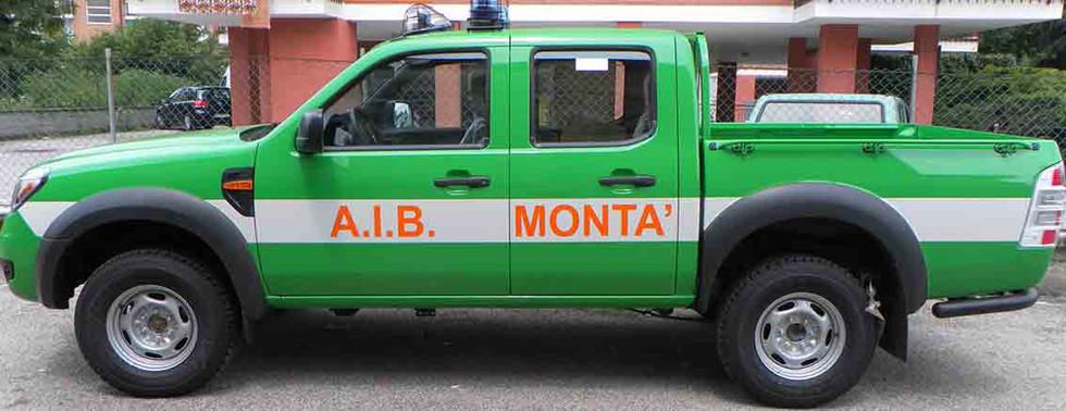 AIB Ford Ranger