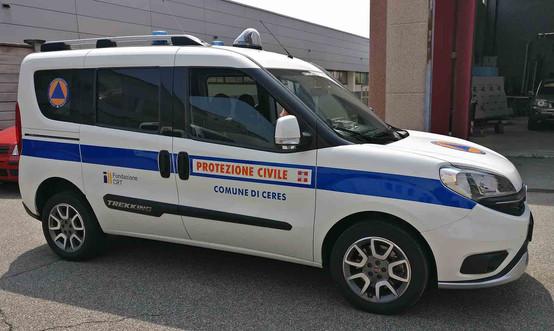 Protezione Civile - Fiat Doblò