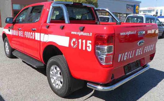 Ford Ranger VVF