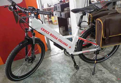 Bici elettrica CRI