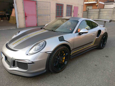 GT3RS wrapping