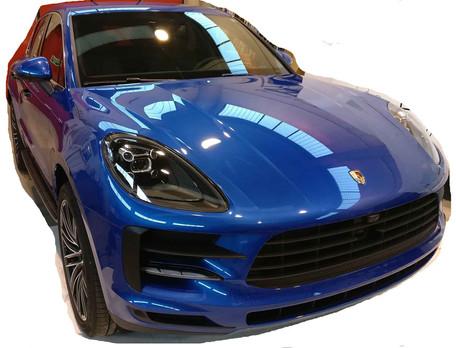 Xpel su Porsche Macan