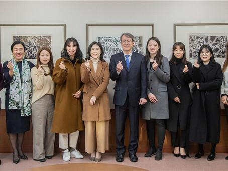 2018 청년작가 미술 공모전 개최 결과
