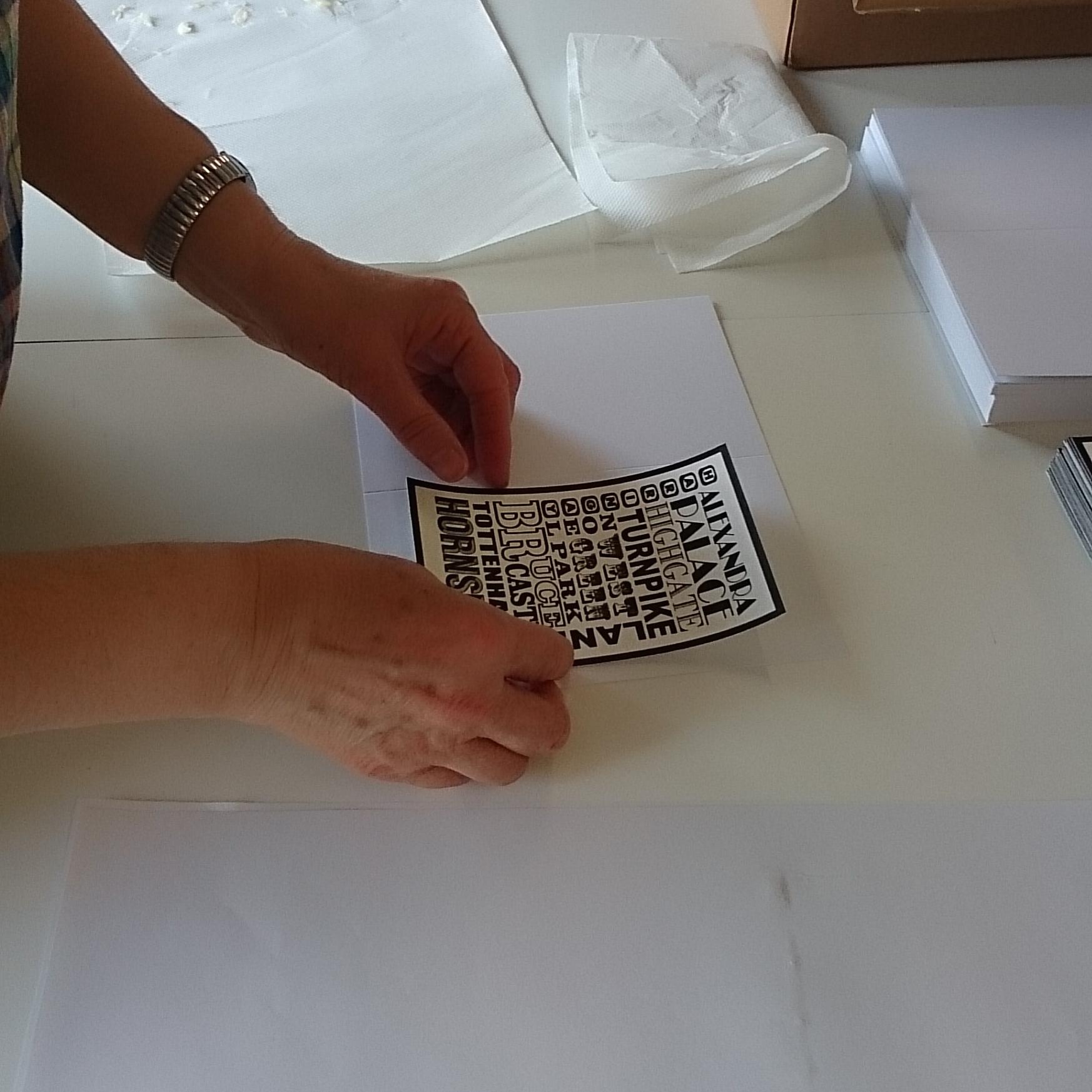 Bruce Castle Cards