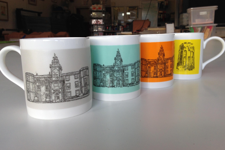 Bruce Castle Museum Mugs
