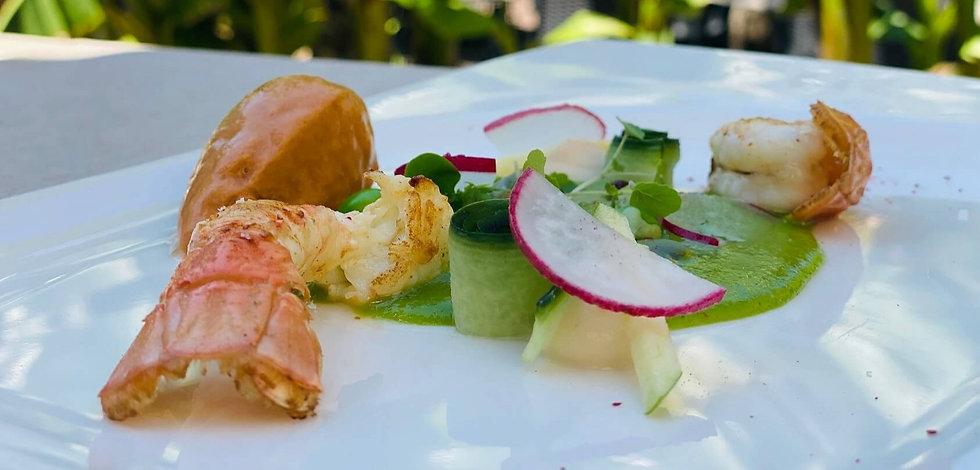 langoustine - restaurant gastronomique.j