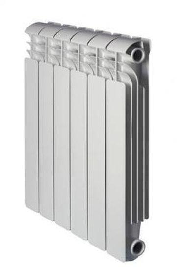 Радиатор алюминиевый Global Iseo 500 8 секции