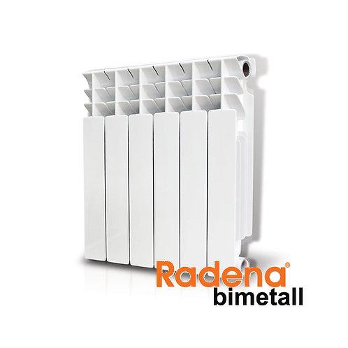 Радиатор биметаллический Radena 350 7 сек