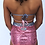 Thumbnail: Multi Colour 4 Sequin High Waisted Peakini Bottoms