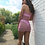 Thumbnail: NEW Pink Sequin Sheer Dress