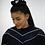 Thumbnail: Navy cropped jumper