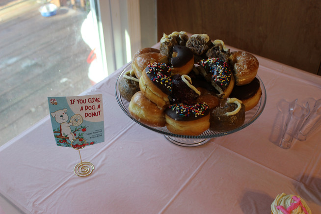 Donut Tower