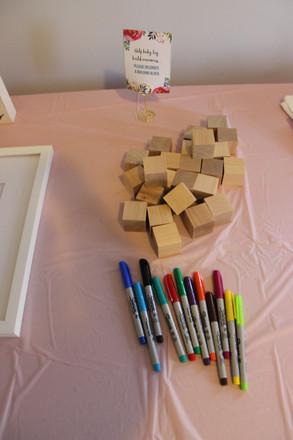 Decorate a Building Block