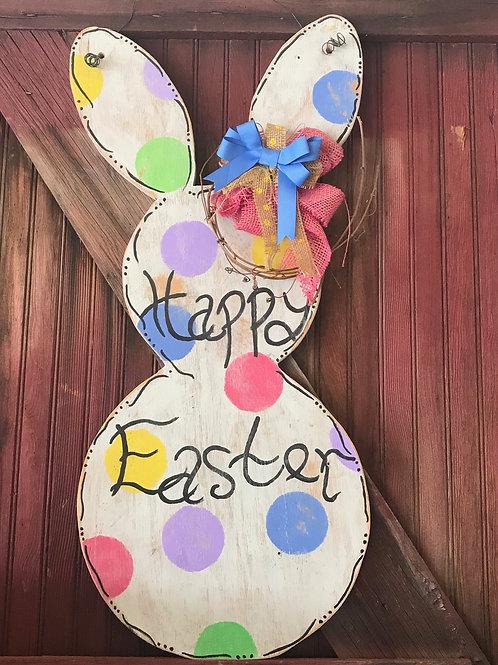 """Happy Easter"" Bunny"